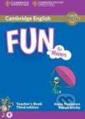 Fun for Movers - Teacher's Book - Anne Robinson, Karen Saxby