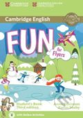 Fun for Flyers - Student's Book - Anne Robinson, Karen Saxby