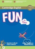 Fun for Flyers - Teacher's Book - Anne Robinson, Karen Saxby