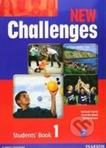 New Challenges 1 - Student's Book - Amanda Maris