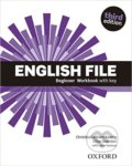 New English File - Beginner - Workbook with Key - Clive Oxenden, Christina Latham-Koenig