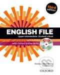 New English File - Upper-intermediate - Student's Book with Oxford Online Skills - Christina Latham-Koenig, Clive Oxenden
