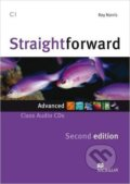 Straightforward - Advanced - Class Audio CDs -