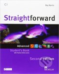 Straightforward - Advanced - Student's Book + Webcode - Roy Norris