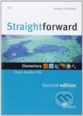 Straightforward - Elementary - Class Audio CD - Lindsay Clandfield
