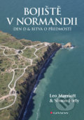 Bojište v Normandii - Leo Marriott, Simon Forty