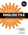 New English File - Upper-intermediate - Workbook without Key - Christina Latham-Koenig, Clive Oxenden