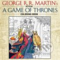The Official A Game of Thrones Coloring Book - George R.R. Martin