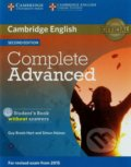 Complete Advanced - Student's Book without Answers - Guy Brook-Hart, Simon Haines