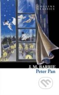 Peter Pan - James Matthew Barrie