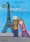 The Finger Travel Game - Hervé Tullet