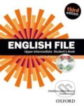 New English File - Upper-intermediate - Student's Book - Christina Latham-Koenig, Clive Oxenden