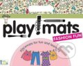 Now I'm Growing Playmats: Fashion Fun -