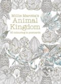 Millie Marotta's Animal Kingdom 50 colouring in postcards - Millie Marotta