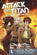 Attack on Titan: Before the Fall (Volume 5) - Ryo Suzukaze, Hajime Isayama
