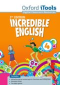 Incredible English 4:  iTools - Sarah Phillips