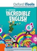 Incredible English 6:  iTools - Sarah Phillips