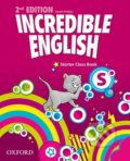 Incredible English: Starter - Class Book - Sarah Phillips