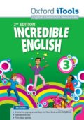 Incredible English 3: iTools - Sarah Phillips
