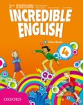 Incredible English 4: Class Book - Peter Redpath, Kristie Granger, Michaela Morgan, Sarah Phillips