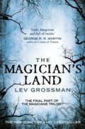 The Magicians Land - Lev Grossman
