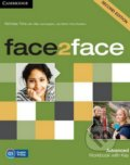 Face2Face: Advanced - Workbook with Key - Nicholas Tims