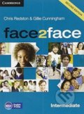 Face2Face: Intermediate - Class Audio CDs - Gillie Cunningham, Chris Redston