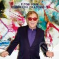 Elton John: Wonderful Crazy Night LP - Elton John