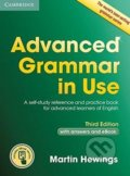 Advanced Grammar in Use with Answers and eBook - Martin Hewings