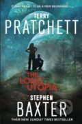 The Long Utopia - Stephen Baxter, Terry Pratchett