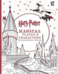 Harry Potter Coloring Book 3 -