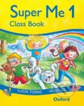 Super Me 1: Class Book - Lucia Tomas, Vicky Gil