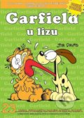 Garfield 23: U lizu - Jim Davis