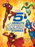5-Minute Avengers Stories -