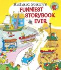 Richard Scarry's Funniest Storybook Ever - Richard Scarry
