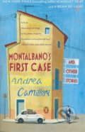 Montalbano's First Case and Other Stories - Andrea Camilleri