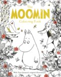 The Moomin Colouring Book -