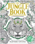 Jungle Book Colouring Book - Rudyard Kipling