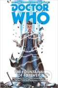Doctor Who: The Fountains of Forever - Nick Abadzis