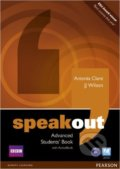 Speakout - Advanced - Students' Book - J.J. Wilson, Antonia Clare