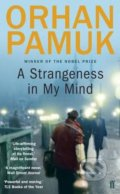 A Strangeness in My Mind - Orhan Pamuk