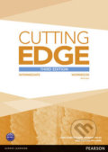 Cutting Edge - Intermediate - Workbook with Key - Damian Williams, Sarah Cunningham, Peter Moor