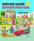Evropský slovník - european word book - Richard Scarry