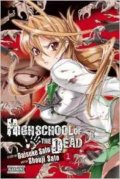Highschool of the Dead (Volume 1) - Daisuke Sato, Shouji Sato