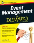 Event Management For Dummies - Laura Capell