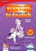 Playway to English 4 - Activity Book - Günter Gerngross, Herbert Puchta