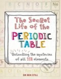 The Secret Life of the Periodic Table - Ben Still