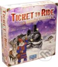 Ticket to Ride: Nordic countries - Alan R. Moon