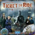 Ticket to Ride Map Collection: United Kingdom & Pennsylvania - Alan R. Moon