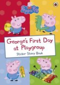 George's First Day at Playgroup - Sue Nicholson